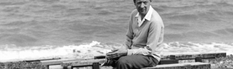 1959 - On Aldeburgh Beach