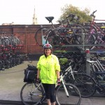 Kate's cycle ride
