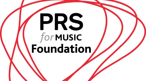 Back into the studio...supported by PRS for Music Foundation!