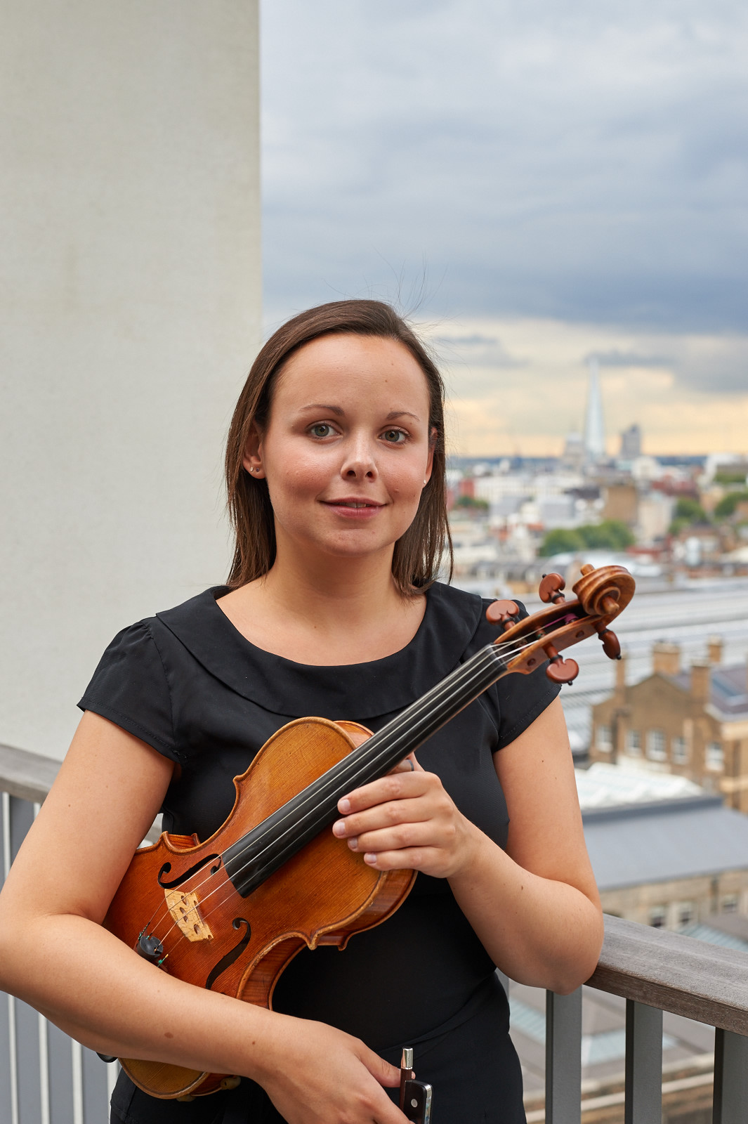 Sophie Mather (photo: Nigel Luckhurst)